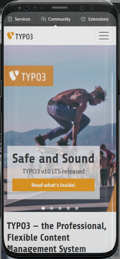 TYPO3 Agentur Stuttgart